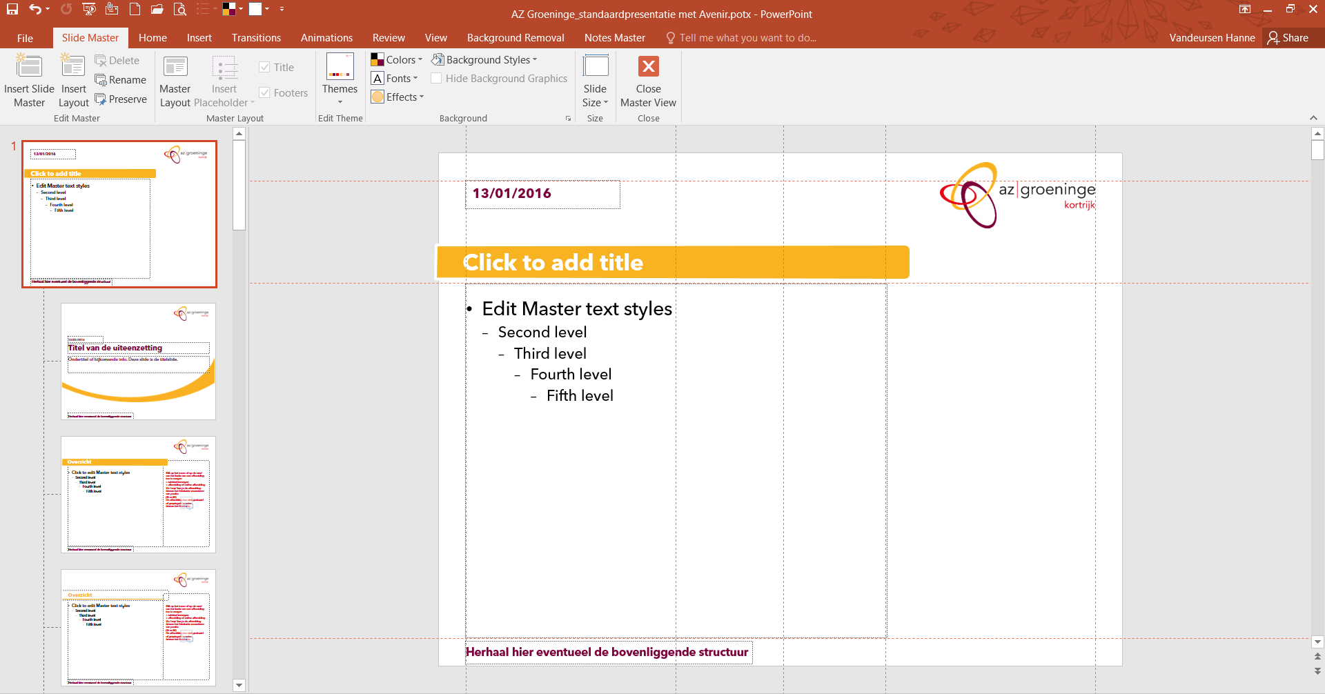 Placeholder ms office stories screenshot master layout toneelgroepblik Gallery